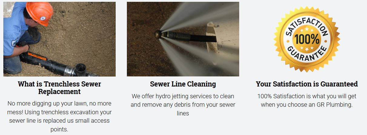 sewer pipe cleaning in pasadena ca